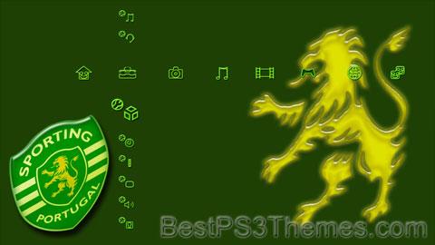 Sporting Lisbon Theme