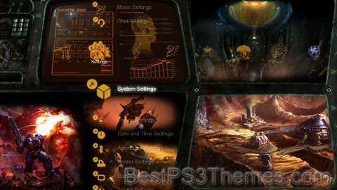 Starcraft II Theme