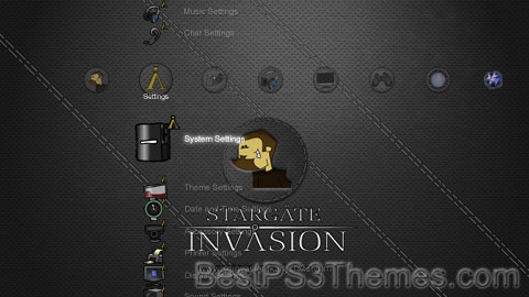 Stargate Invasion Theme