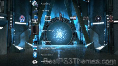 Stargate SG 1 Theme