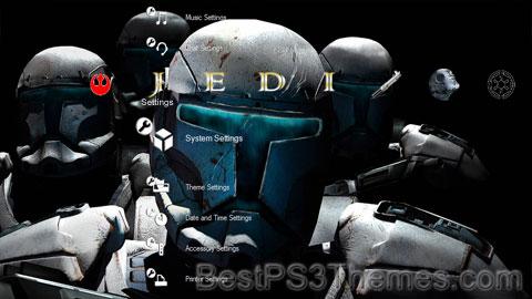 Star Wars Theme 4