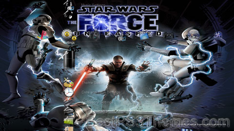 Star Wars: The Force Unleashed Theme 3