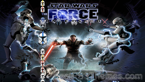 Star Wars: The Force Unleashed Theme 4