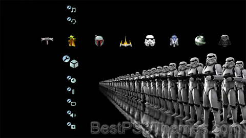 Star Wars Troopers Theme