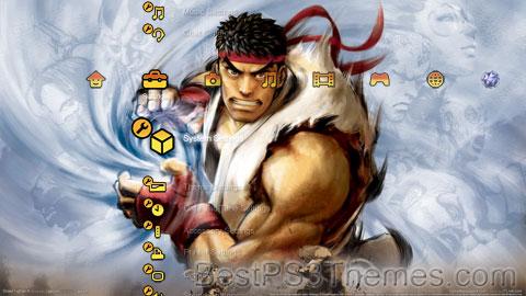 Street Fighter 4 v1.1 Theme