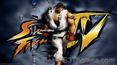 Street Fighter IV Theme 3
