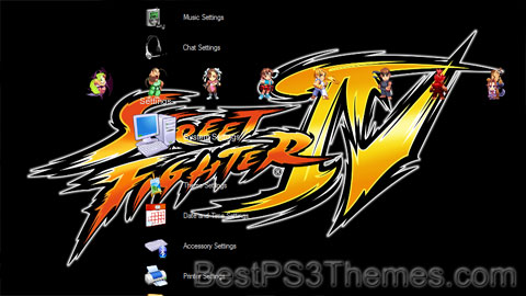 Street Fighter IV Theme