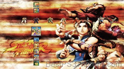 Street Fighter v1 Theme