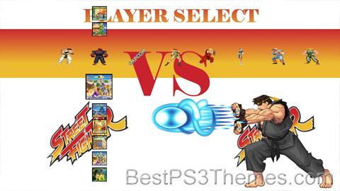 Street Fighter v2 Theme