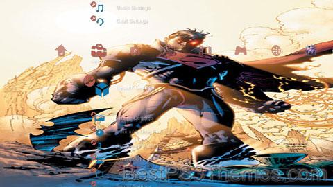 Superboy Prime 1 Theme
