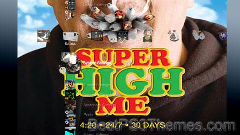 Super High Me Theme