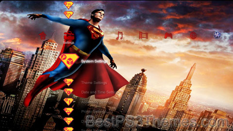 Superman Theme 5