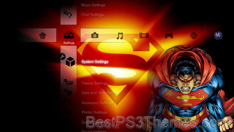 Superman Theme 6