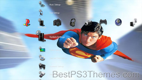 Superman versionD Theme