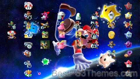Super Mario Galaxy Theme