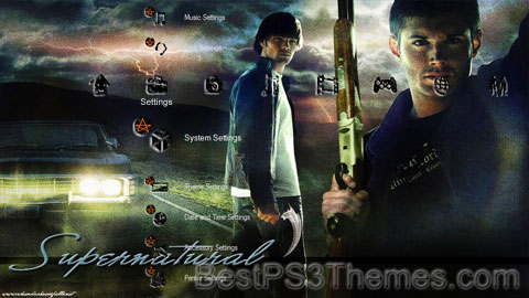 supernatural theme popular - photo #5
