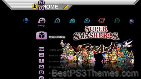 Super Smash Bros Brawl Theme 2