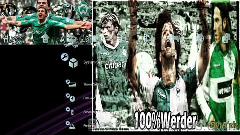 SV Werder Bremen Theme