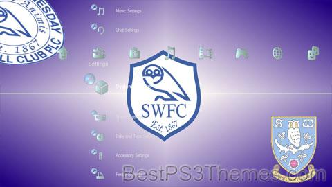 Sheffield Wednesday Football Club Theme