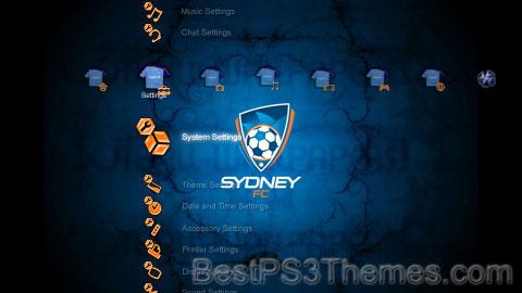 Sydney FC Theme