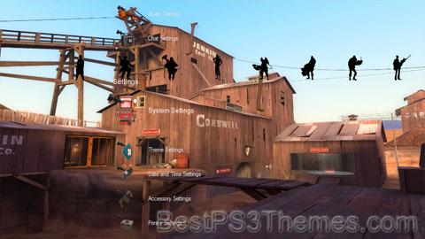 Team Fortress 2 Theme 2