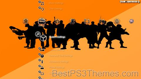 Team Fortress 2 Theme 3