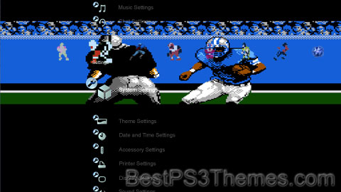 Tecmo Super Bowl Theme