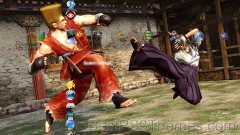 Tekken Theme 3 Preview