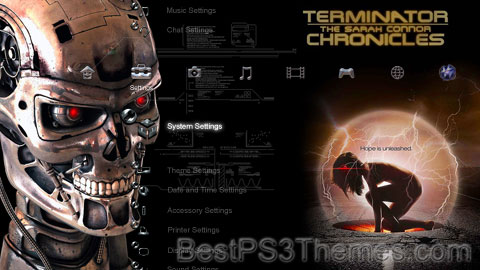 Terminator The Sarah Connor Chronicles Theme