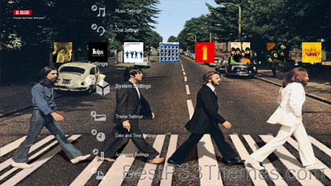 The Beatles Band Theme