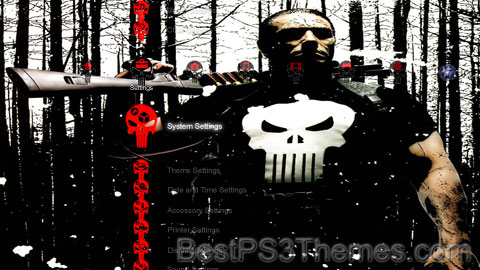 The Punisher Theme 2