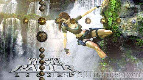 Tomb | Best PS3 Themes