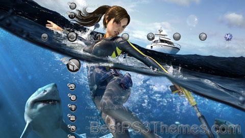 Tomb Raider Underground - Sharks Theme
