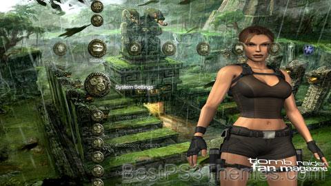 Tomb Raider Underworld Theme 2