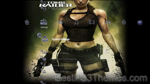Tomb Raider Underworld Theme