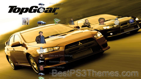 Top Gear v2 Theme