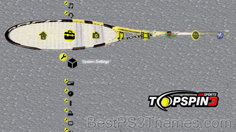 Top Spin 3 Theme