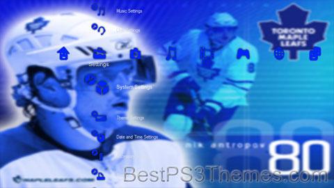 Toronto Maple Leafs 2.0 Theme