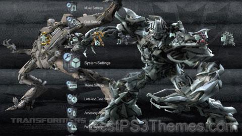 Transformers Theme 5