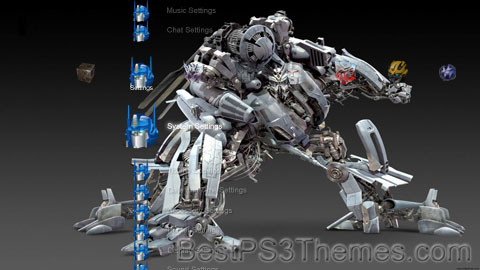 Transformers Theme 9