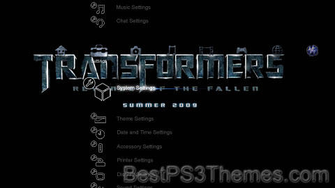 Transformers: Revenge of the Fallen Theme