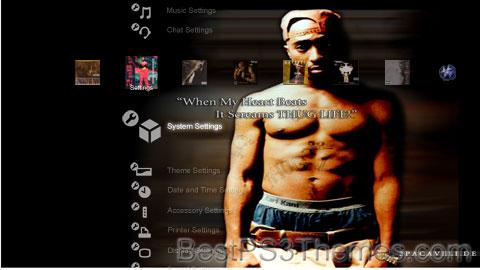 Tupac Theme
