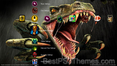 Turok Monster Mania Theme