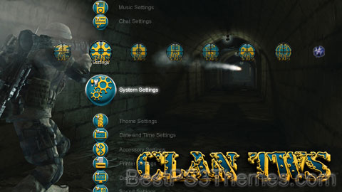 tWs Clan Theme