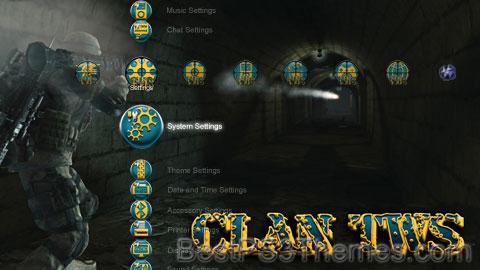 tWs Clan Theme