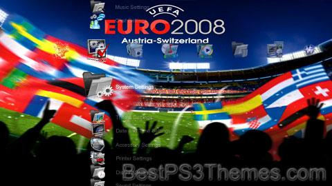 UEFA Euro 2008 Theme