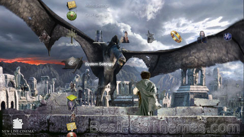 Ultimate - Lord Of The Rings Theme