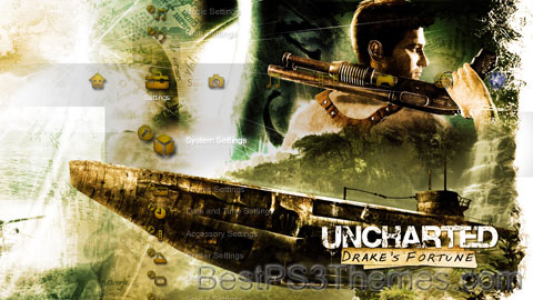 Uncharted Theme 8