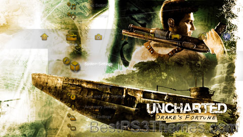 Uncharted v1.1 Theme