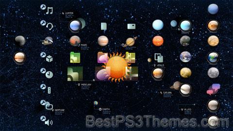 Universe 1.0 Theme